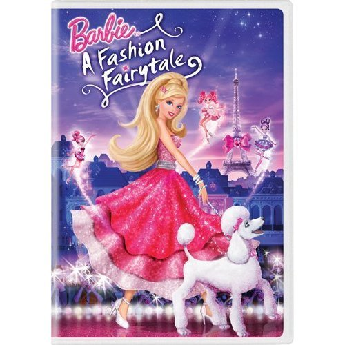 Barbie: Moda mágica en Paris [DVD]