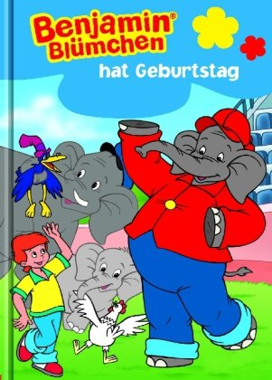 Benjamin Blümchen hat Geburtstag