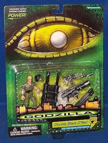 Godzilla Double Blast O'Neill by Trendmasters