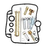 Asdomo - Kit de reparación de carburador para Motocicleta Bandit 400 GSF400 GK75A para Mikuni Carb