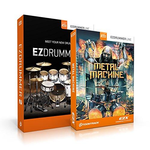 TOONTRACK EZ Drummer 2 + EZX Metal Machine Download