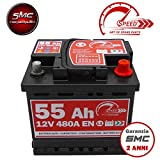 Batterie Auto 55 Ah Prezzi