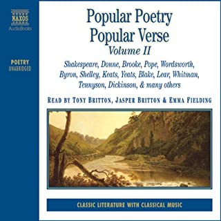 Collection: Popular Poetry / Popular Verse, Vol. 2 cover art