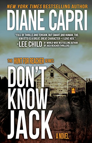Don't Know Jack: Hunting Lee Child's Jack Reacher (The Hunt for Jack Reacher Series Book 1) (English Edition)