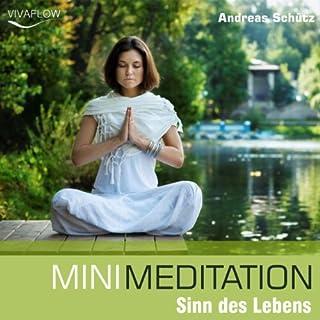 Mini Meditation: Sinn des Lebens Titelbild