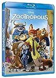 Zootrópolis [Blu-ray]
