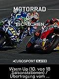 Motorrad: MotoGP - Großer Preis von Tschechien in Brünn - Warm Up