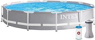 Intex 12Ft X 30In Prism Frame Pool Set