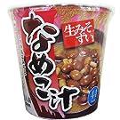 旭松食品 カップ生みそずいなめこ汁62g×6個
