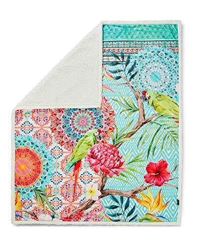 Plaid HiP Polyester nr.6110 - Multi - 130x160cm Maat: 130x160cm
