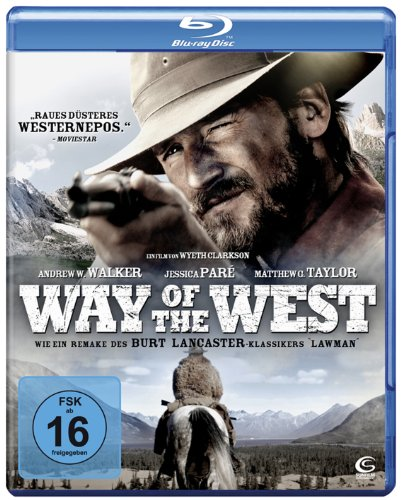 Way of the West [Blu-ray]