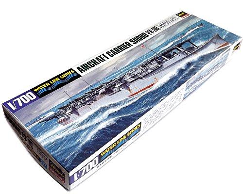 ハセガワ 1/700 日本海軍 航空母艦 祥鳳 #217