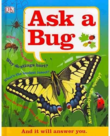 Ask a Bug (Hardback) - Common