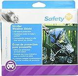 Safety 1st Protector De Carriola Transparente Impermeable, Paquete De 1 Count