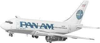 GeminiJets Pan Am B737-200 (Billboard Livery) 1:400 Scale Airplane Model