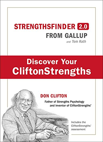 StrengthsFinder 2.0: By the New York Times Bestselling Author of Wellbeing: A New and Upgraded Edition of the Online Test from Gallup's Now Discover Your Strengths