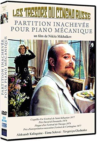 Unvollendete Partitur für ein mechanisches Klavier / Unfinished Piece for a Mechanical Piano (1977) ( Neokonchennaya pyesa dlya mekhanicheskogo pianino )