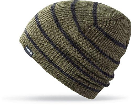 Dakine Tall Boy Stripe Cappello, Unisex, 10000805, Jungle/Black, Taglia Unica