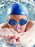 Hicarer 8 Stück Schwimmen Nase Clip Silikon Schwimmtraining Protector Plug - 2