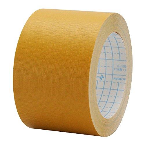 ニチバン 製本テープ 50mm×10m巻 BK-502 黄
