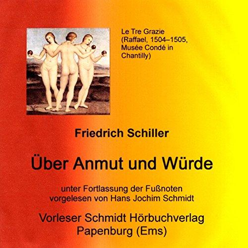 Über Anmut und Würde audiobook cover art