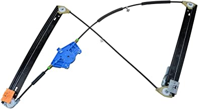 Front Left Driver Side Power Window Regulator without Motor for Audi A4 A4 Quattro RS4 S4 2002-2008