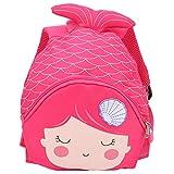 qing niao Mochila escolar para niños para mochila escolar, bolsa de hombro ligera