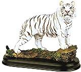 StealStreet SS-G-19718 Weißer Tiger Sammelfigur Wildkatze Tierfigur Figur Figur