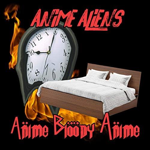 Anime Aliens