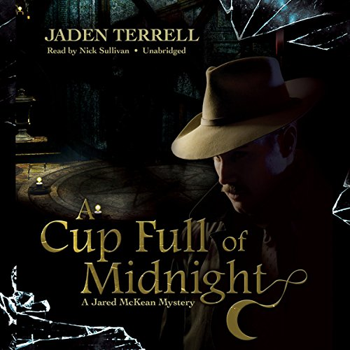 A Cup Full of Midnight audiobook cover art