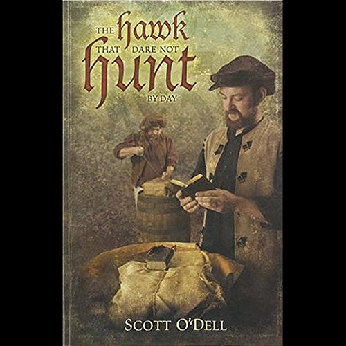 The Hawk That Dare Not Hunt by Day audiobook cover art