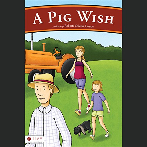 A Pig Wish audiobook cover art
