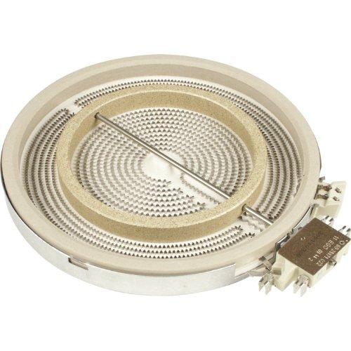 EGO Hilight Zweikreis-Hilight-Heizkörper, Ausführung: Ø 210 / 140mm, Leistung: 2200 - 1000W, 230V