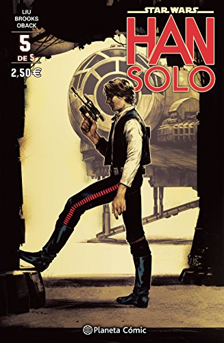 Star Wars Han Solo nº 05/05: 14 (Star Wars: Cómics Grapa Marvel)