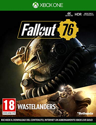 Fallout 76, Wastelanders, Xbox One
