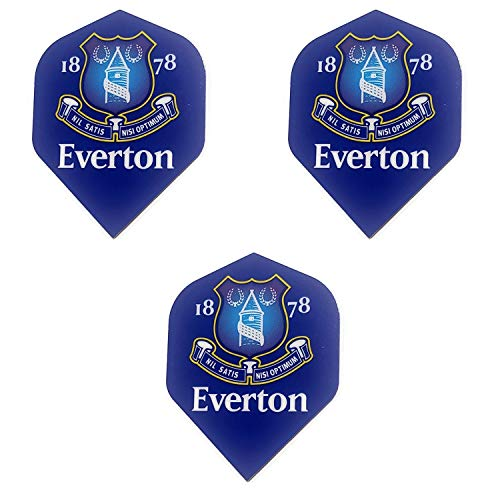 Everton Football Club Premier League starke Dart-Flights (1 Set)