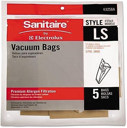 Amazon.com - Eureka Electrolux Sanitaire Paper Bag, Style Ls ...