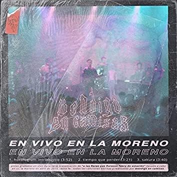 En Vivo en La Moreno
