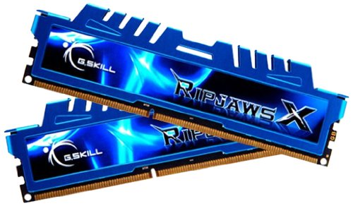 G.Skill F3-2400C11D-16GXM Arbeitsspeicher 16GB (2400MHz, CL11) DDR3-RAM