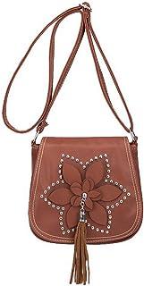 VogueZone009 Women's Bags Shopping Casual Pu Crossbody Bags,CCABO203866