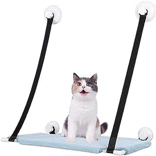 Dreamseeker Cat Litter Cat Wall-Mounted Cat Bed, Cat Climbing Frame Pet Supplies, Suction Cup Cat Window Hammock Cat Frame