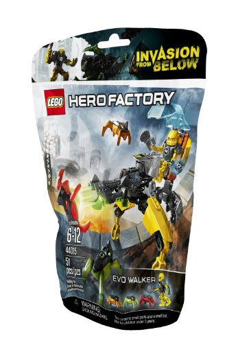 LEGO Hero Factory 44015 Evo Walker Building Set by LEGO