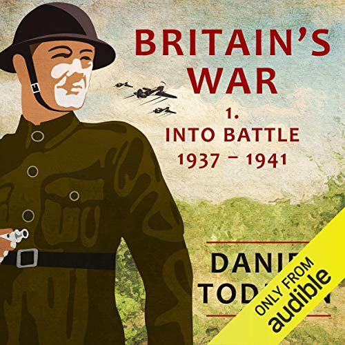 Britain's War cover art