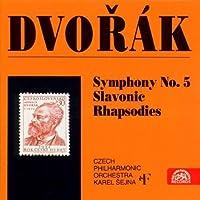 Dvor?k: Symphony No. 5 / Slavonic Rhapsodies