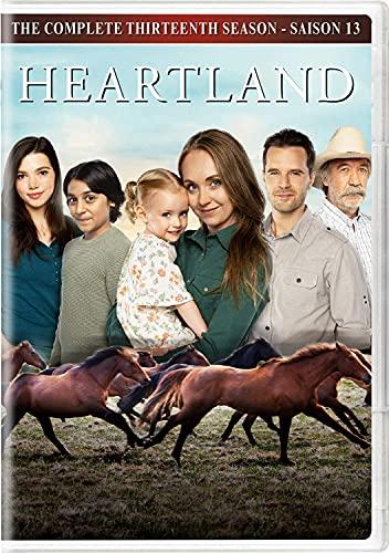 Heartland Season 13 DVD