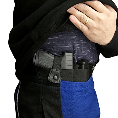 3. Belly Band Holster for Concealed Carry | IWB Holster