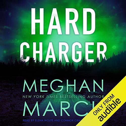 Hard Charger Audiobook By Meghan March cover art
