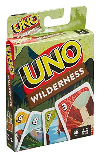 UNO: Wilderness - Card Game