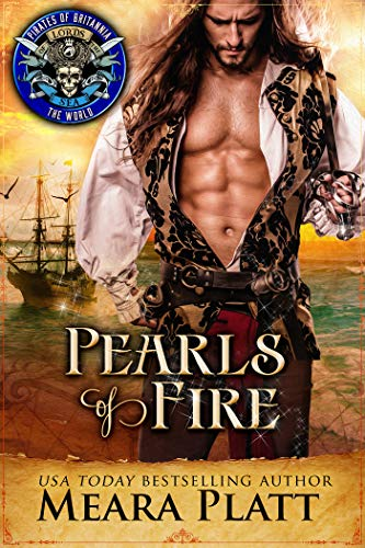 Pearls of Fire: Pirates of Britannia Connected World (English Edition)