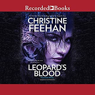 Leopard's Blood                   By:                                                                                                                                 Christine Feehan                               Narrated by:                                                                                                                                 Jim Frangione                      Length: 13 hrs and 10 mins     393 ratings     Overall 4.6